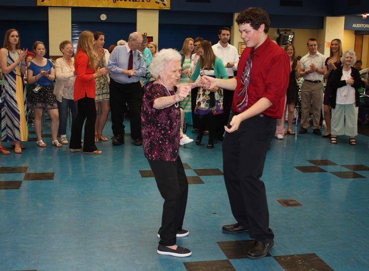 The PHS Senior Class will again host a Senior Citizen Prom
