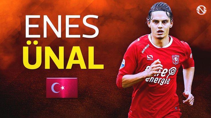 ENES ÜNAL | Goals, Skills, Assists | FC Twente | 2016/2017 (HD)