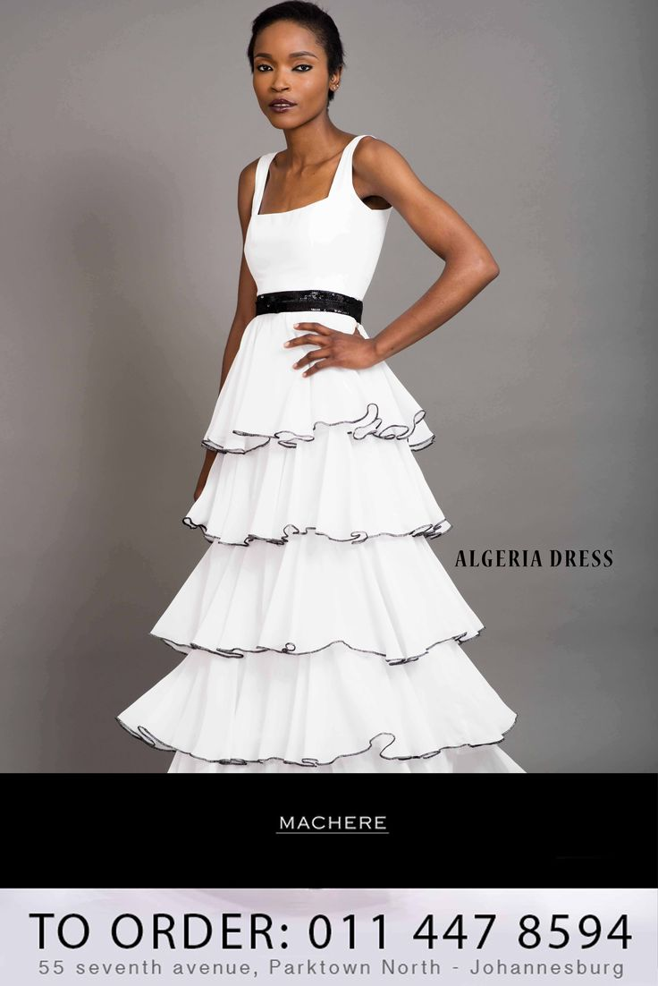 #MachereSummer2014Collection If you like the 'Algeria Dress' order it now. Call us on 0114478594 / Macherep@gmail.com