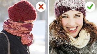 ΚΟΝΤΑ ΣΑΣ: 10 Λάθη που ΟΛΟΙ κάνουμε τον Χειμώνα και μας Αρρωσ...