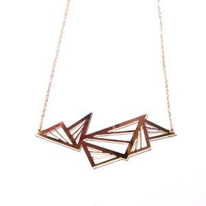 Abstraction Necklace, $25, now featured on Fab.