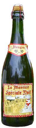 La Moneuse Speciale Noel..:: Brasserie de Blaugies ::..