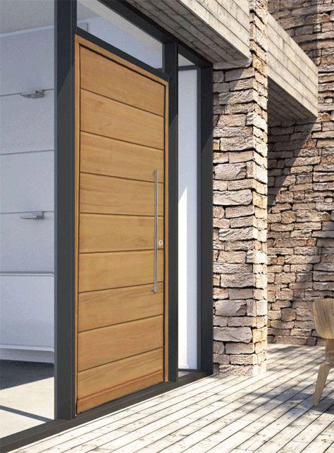 180 best porte du0027entrée extérieur images on Pinterest Entrance - comment changer une porte