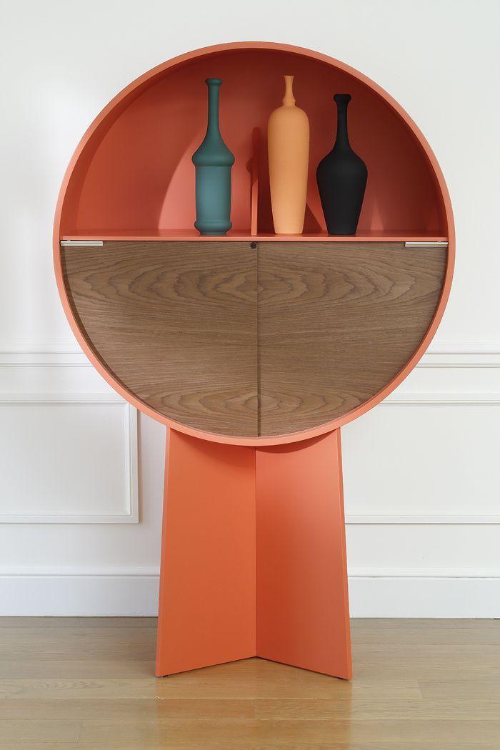 Cabinet Luna, Patricia Urquiola (Coedition) #MO15 #maisonetobjet