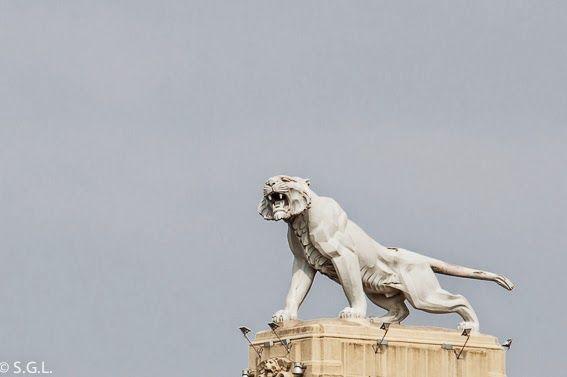 EL EDIFICIO DEL TIGRE. BILBAO. Blog Anden 27 http://anden-27.blogspot.com.es/2015/01/el-tigre-y-el-estadio-de-los-leones.html