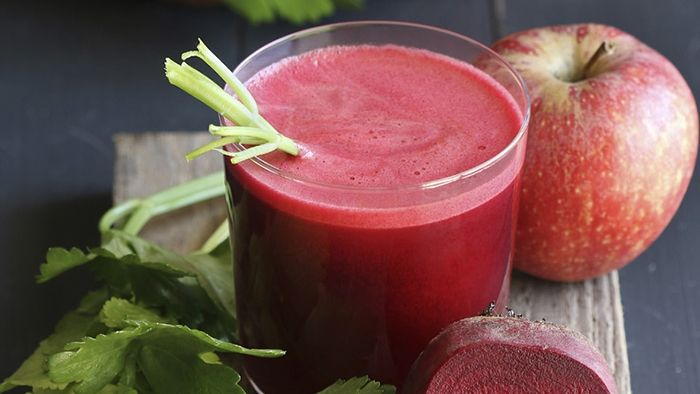 The Detox Special Juice Recipe - This juice could be a bit strong if you are not used to beet juice as it's a liver cleanser. I'd start with a smaller amount until you see how you tolerate it.
