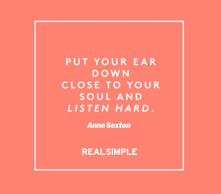 Inspiring words from Anne Sexton.