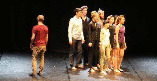 Los alumnos del Conservatorio de Danza Reina Sofía y FEX ofrecieron una clase magistral con dos espectáculos diferentes en Almuñécar