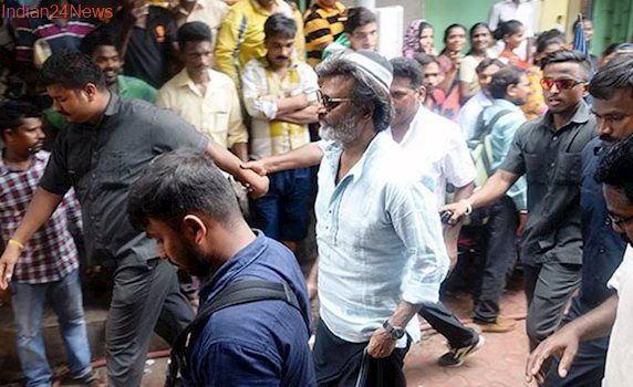 Kaala: Superstar Rajinikanth will wrap shooting in Mumbai on Thursday