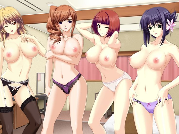 Sex girls manga hot nudes