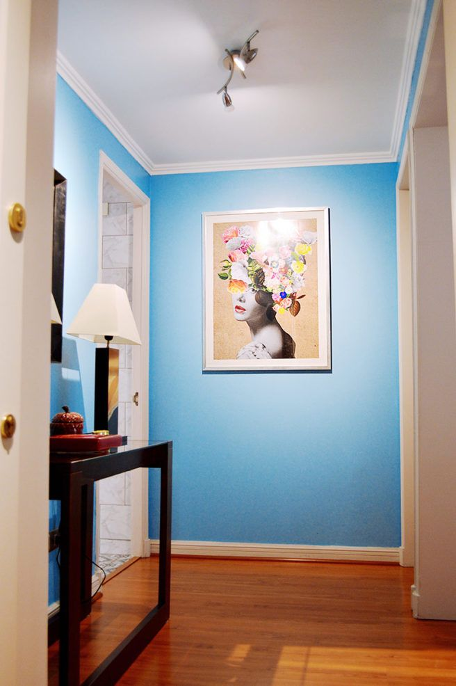 Cuadro Maria Florida por Desiree Feldmann / Publicación del Blog del Decorador / Art Frame