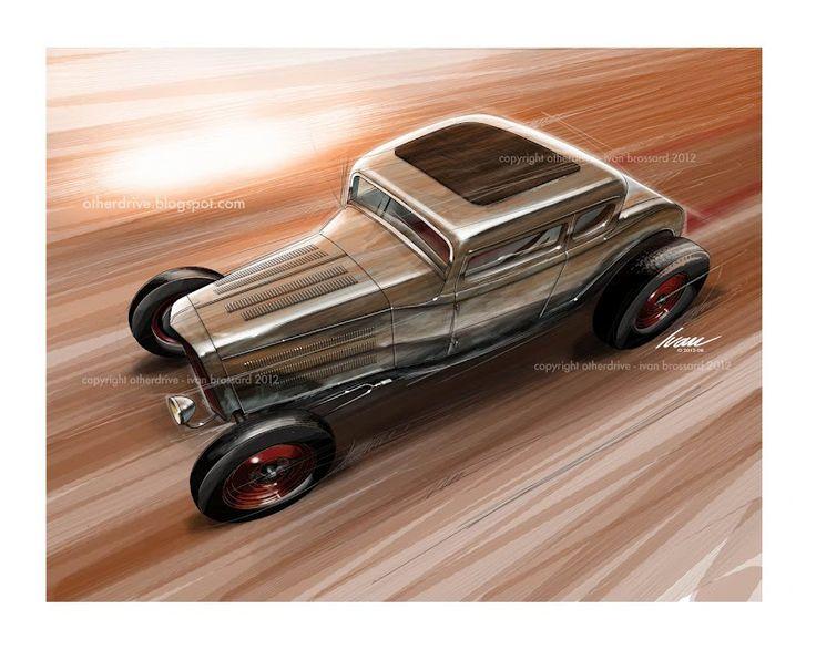 """Ford 32 """"vitesse"""""""