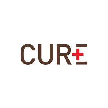 Logotype designed by Dowling Duncan for Californian based handcrafted body care company Cure.