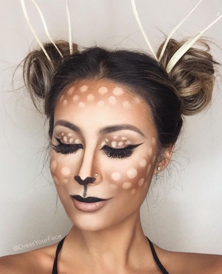 1000+ Ideas About Cute Halloween Makeup On Pinterest | Halloween Make Up Leopard Costume And ...