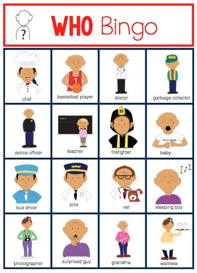 Responding to who, what, where, when, and why questions can be extremely challenging for children with autism, cognitive impairments, or speech disorders. Practice answering questions using these fun bingo games! by theautismhelper.com