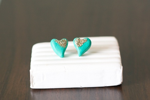 Easy Polymer Clay Earring Tutorial + Video