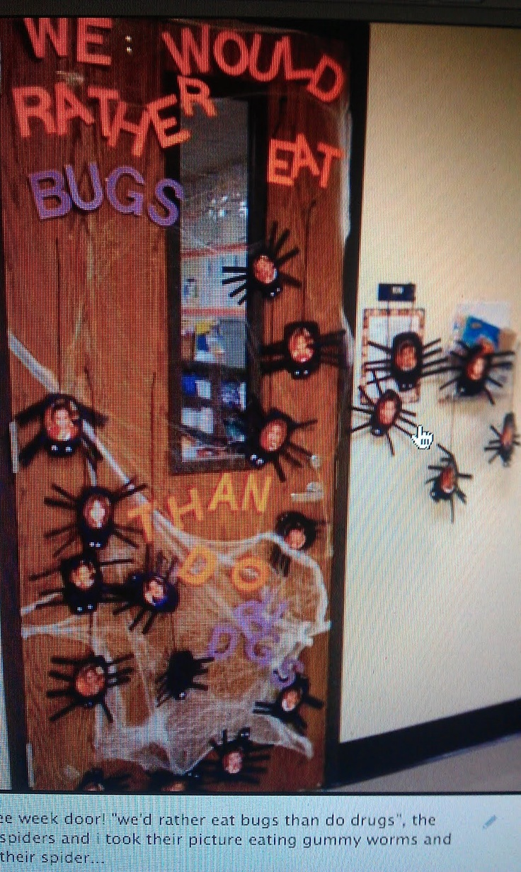 64 best Classroom doors images on Pinterest Decorated doors - Halloween Classroom Door Decorations