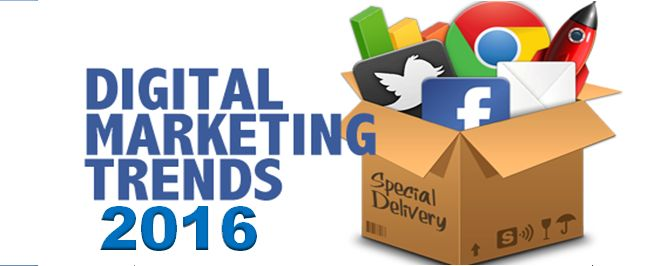 Looking for Top digital marketing trends in 2016? What does store for your in 2016? Read this blog to get complete information and updates and adopt the best.