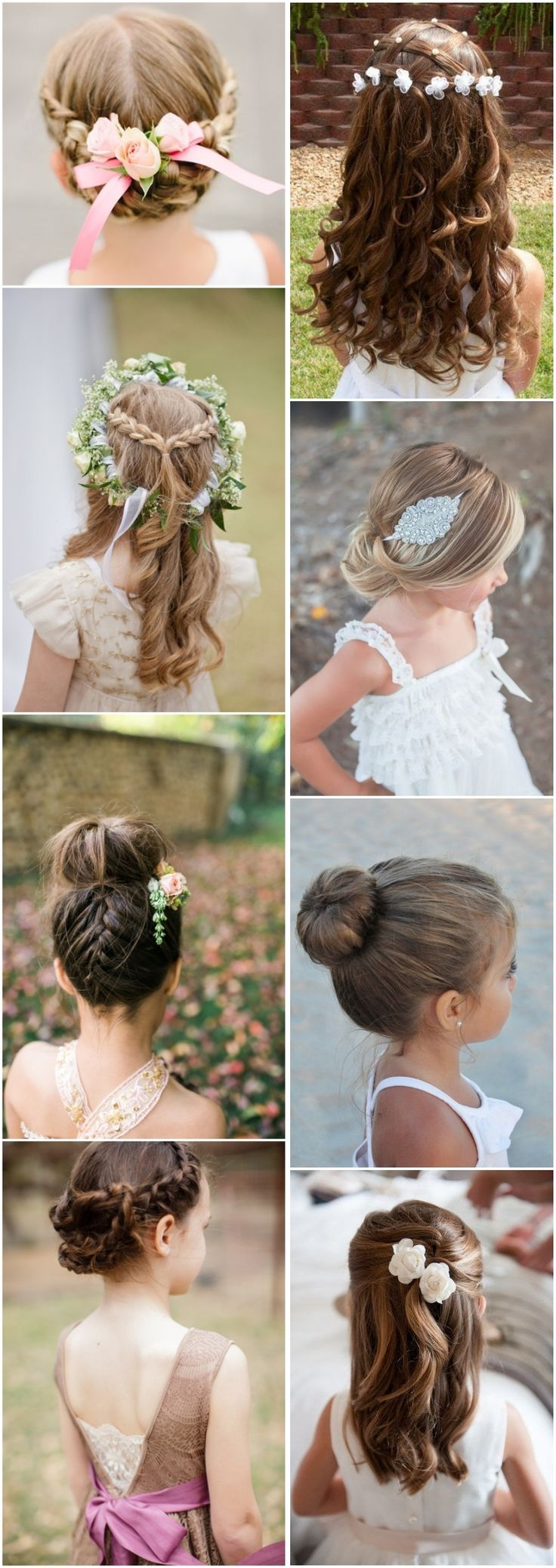 wedding hair styles for little girls best 25 updo ideas on updo 8487 | 9cbe5517788ab9af18a259279dd35df6