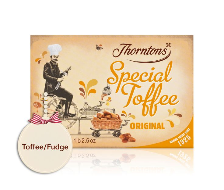 Special #Toffee - Original