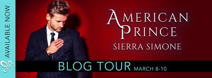 Stacie's love of books: American Prince by Sierra Simone
