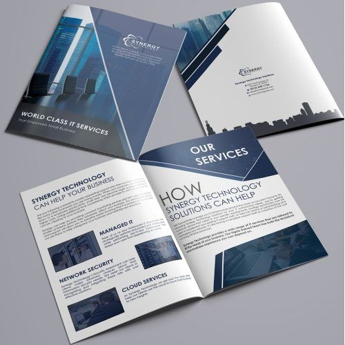 Technology Brochure Design. Let our professional brochure designers and brochure maker handle your brochure work. They understand your design needs ve…