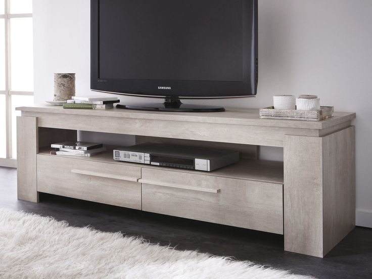 17 meilleures id es propos de meuble tv bas sur - Meuble tv long et bas ...