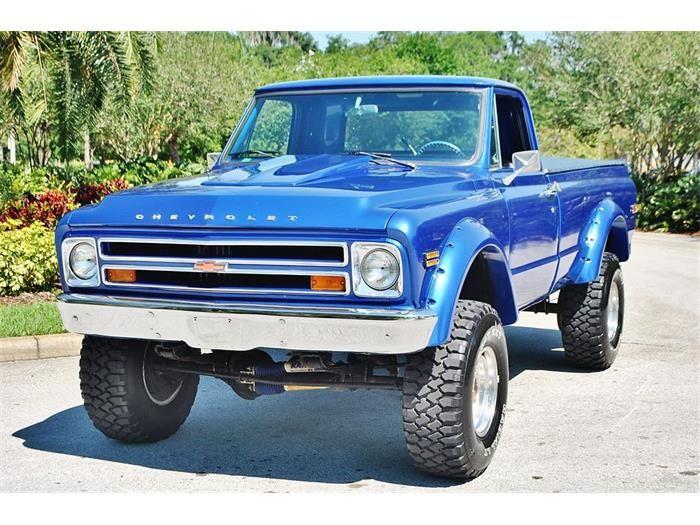 1967 Chevrolet 4x4