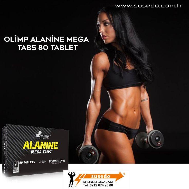 https://www.susedo.com.tr/Olimp-Alanine-Mega-Tabs-80-Tablet  Sipariş ve sorularınız için  WhatsApp: 0532 120 08 75  Telefon: 0212 674 90 08  E-posta: siparis@susedo.com.tr #bodybuilding #supplement #workout #yağ #yağyakıcı #aminoasitler #creatin #muscle #body #healty #strong #energy #spora #fitness #gym #vücutgeliştirme #spor #sağlık #güç #egzersiz #protein #proteintozu #glutamine #kreatin #kas #vücut #ek