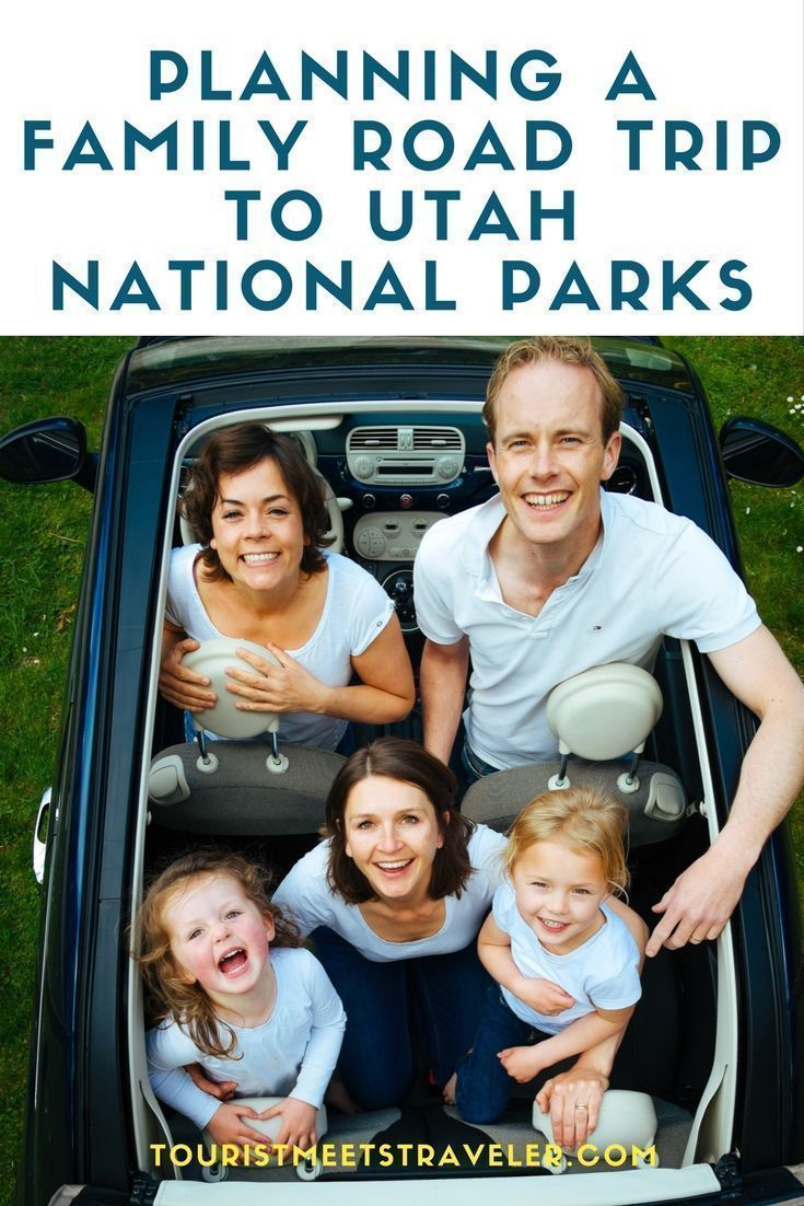 Planning A Family Road Trip To Utah National Parks Parenting
