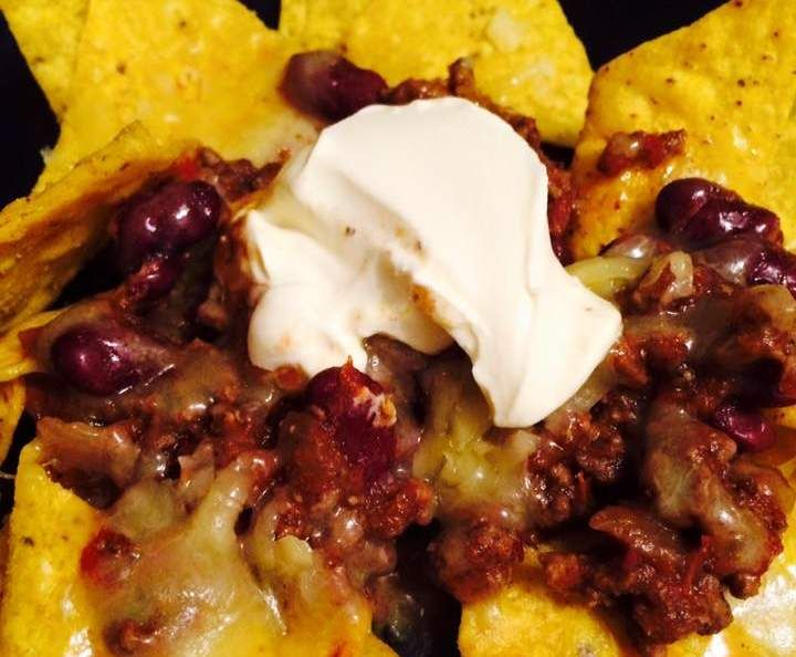 Recipe QUICK AND EASY BEEF NACHOS by Aussie TM5 Thermomixer - Recipe of category Main dishes - meat