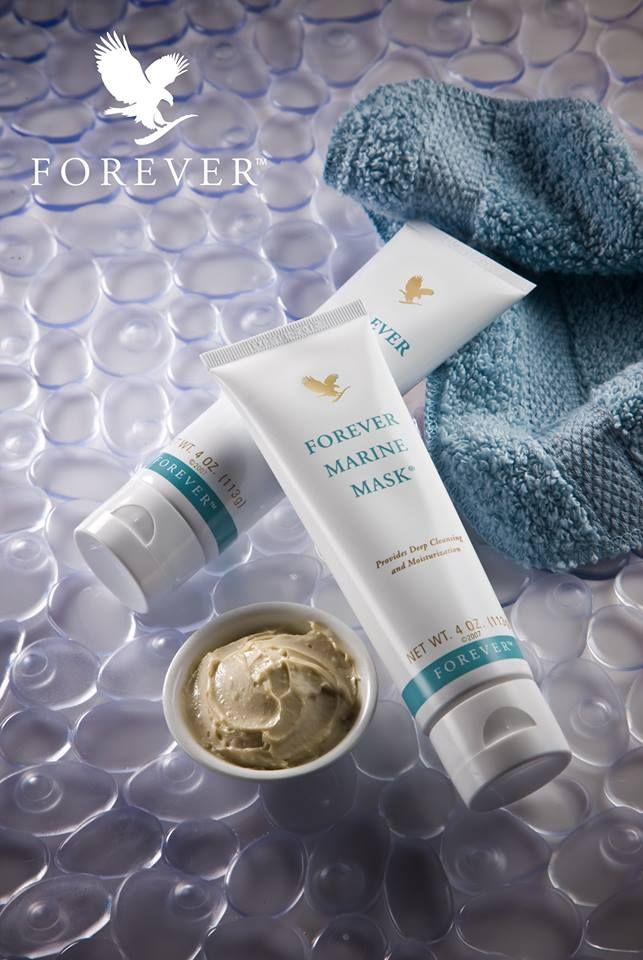 Prendre le temps de prendre soin de soi avec le masque Marine de Forever :) Rendez-vous sur www.foreverliving.fr pour plus d'informations sur nos produits à l'Aloe Vera. #Forever #AloeVera