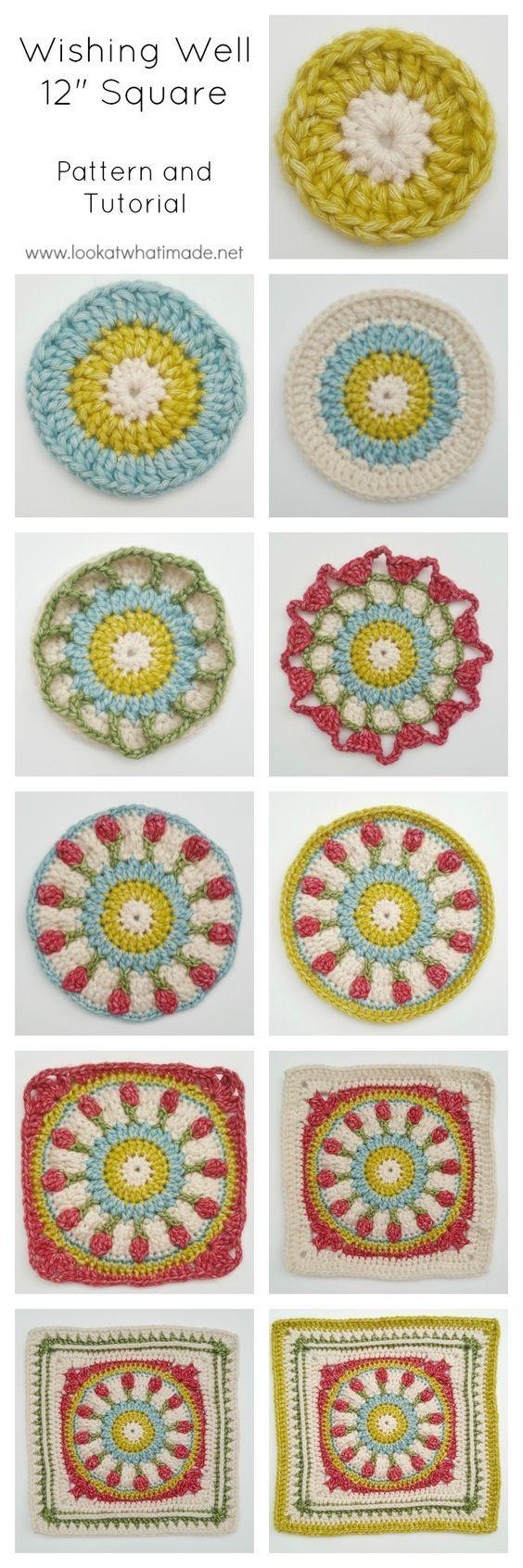 1108 besten Crochet Bilder auf Pinterest | Bastelarbeiten ...