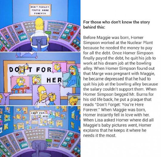 """""""The Simpsons"""" are far more awesome than most people ever even BEGIN to imagine!"""