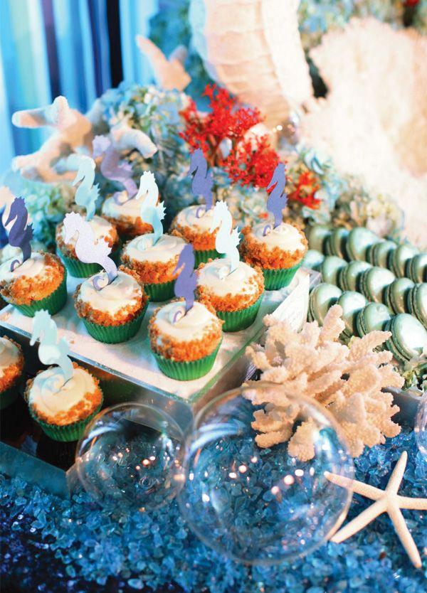 under-the-sea-birthday-seahorse-cupcakes