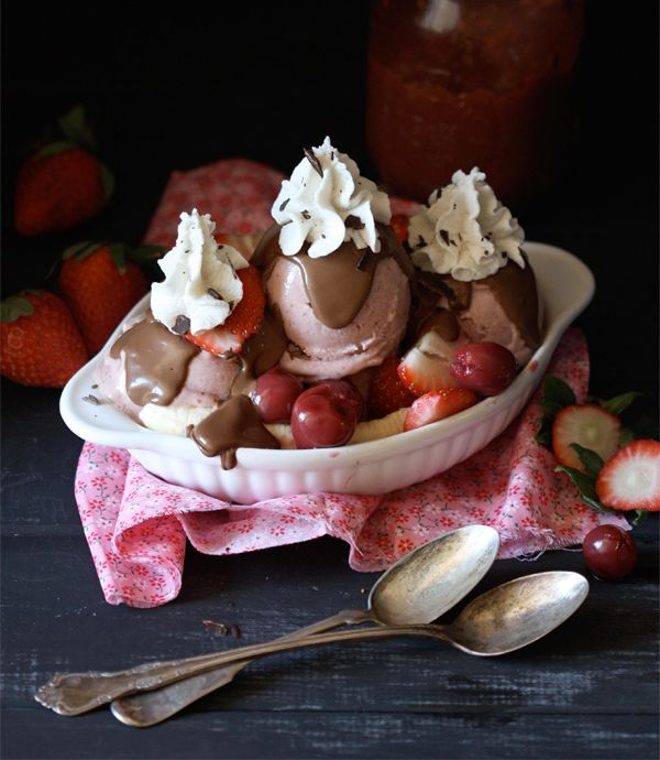 Dairy- Free Ice Cream Review + Strawberry Ice Cream!