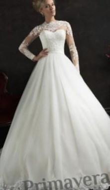 Смотреть пышные свадебные платья - http://1svadebnoeplate.ru/smotret-pyshnye-svadebnye-platja-3757/ #свадьба #платье #свадебноеплатье #торжество #невеста