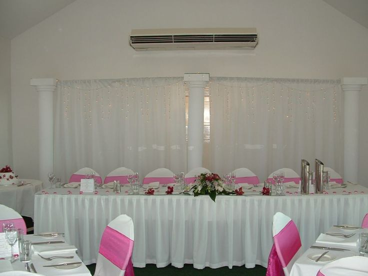 wedding receptions, school formals and other functions