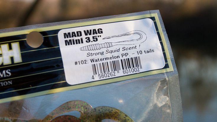 """Ich habe gerade ein Paket mit mehr als erfreulichem Inhalt bekommen. Die Mad Wags von Keitech gibt es jetzt auch in der neuen 3.5 """" Version als Mad Wag Mini. Mundgerechte Happen für Barsche! Vorab gibt es """"nur"""" eine Kurzvorstellung,...Mehr Lesen"""