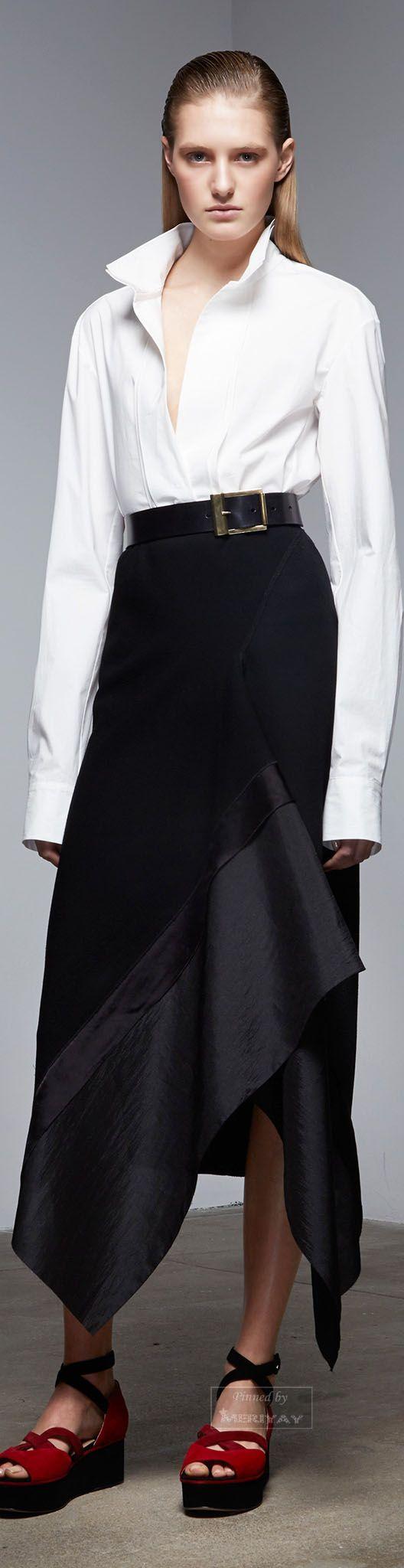 Donna Karan.Pre-Fall 2015.
