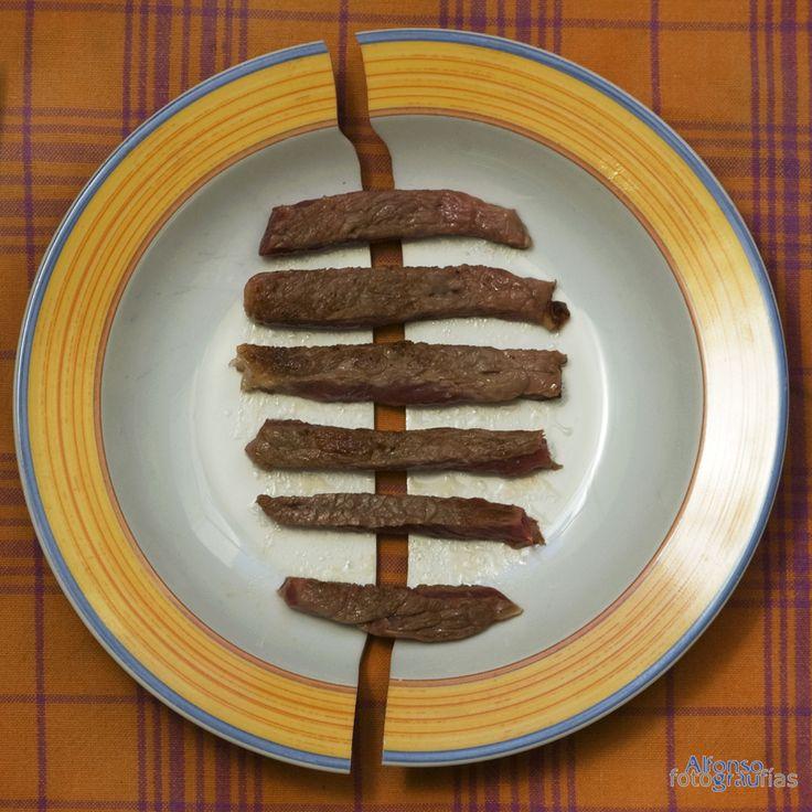 Carne para Coçer