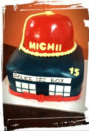 Poluce box cake