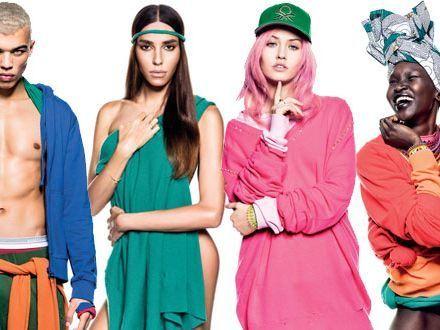 New Benetton campaign