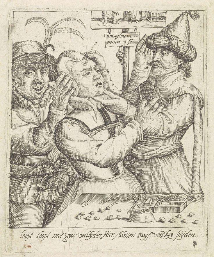 Keisnijder, Nicolaes Weydtmans, 1580 - 1642