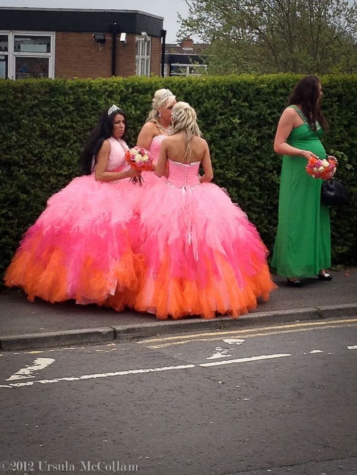 53 Best Images About Big Fat Gypsy Wedding Dresses On