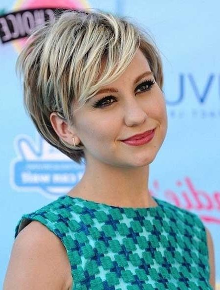 30 Best Short Hairstyles For Round Faces Short Hairstyles 2014 Short Hairstyles Round Face Short Hairstyles