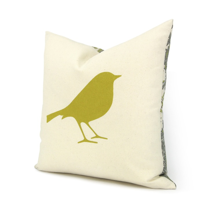 52 best images about Pillows on Pinterest Bird prints, Chevron throw pillows and Gray