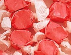 Old Fashioned Christmas Candy Recipes.  This taffy is super easy and one of my faves @ Christmas.