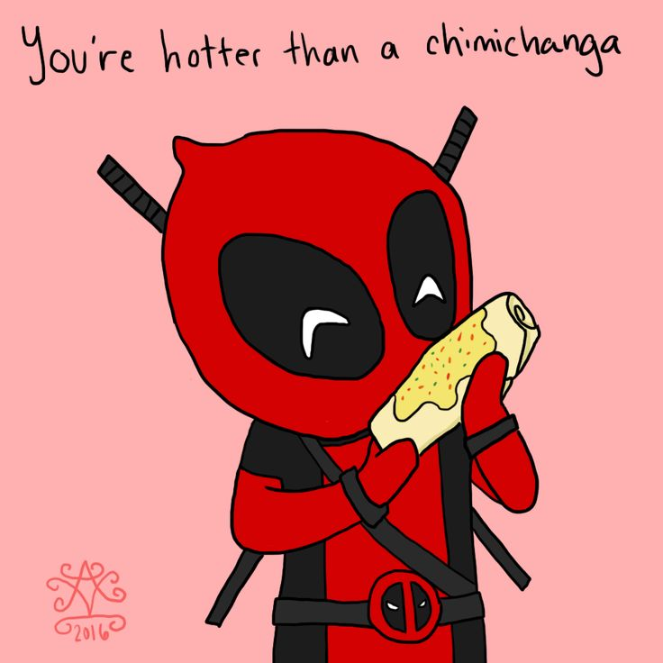Chimichangas by DrawsWithPaws.deviantart.com on @DeviantArt