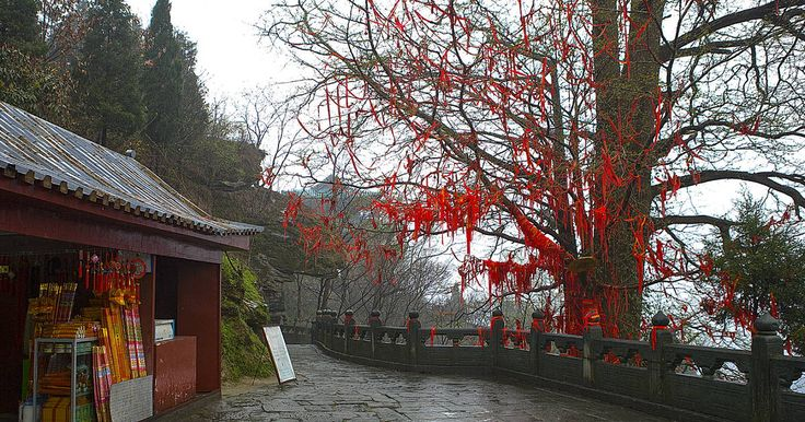 Ancient Building Complex in the Wudang Mountains - UNESCO World Heritage Centre